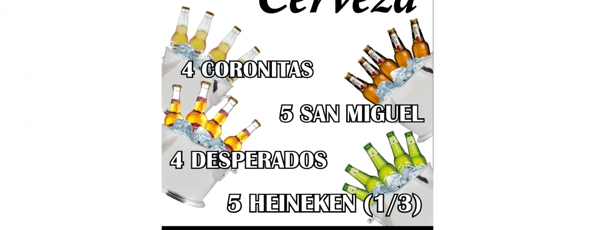 Cubos de Cerveza 2